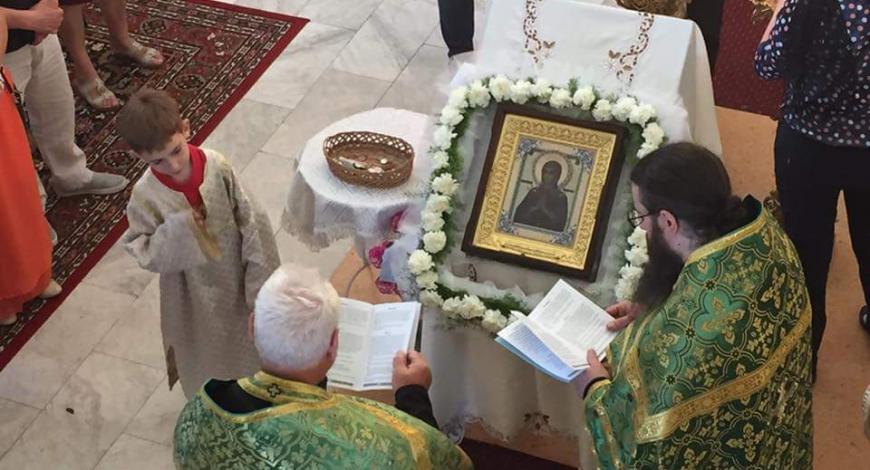 Брно, Чехия, православная ц. Св.мч. Вацлава.