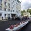 Мироточивый образ перенесён в администрацию пос. Сосенское в Новой Москве.