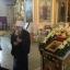 Барнаул,мироточивый образ «Умягчение злых сердец» в Покровский Собор города.