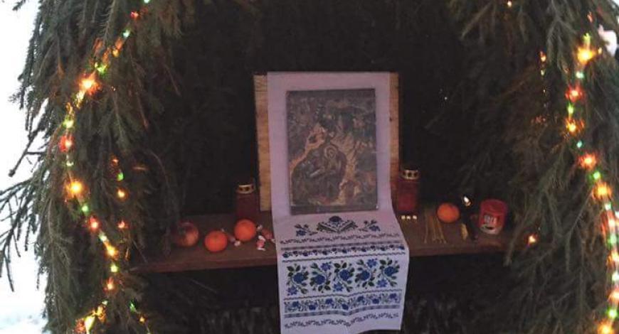 Церковь Казанской иконы Божией Матери в с. Пучково.