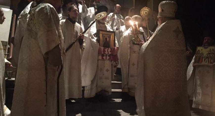 Свято-Троицкий монастырь Mohawe, New York