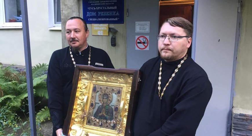 Православная гимназия в Гусь-Хрустальном!