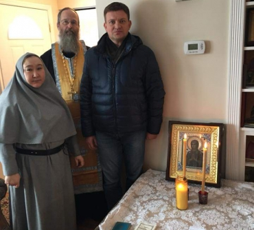 Miracles that occurred from Myrr streaming Icon of the Mother of God «Softener of evil hearts.»