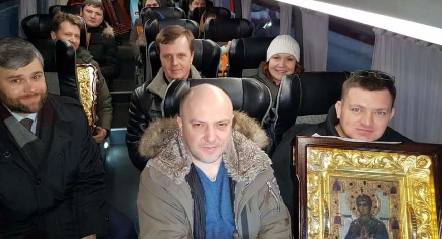 18 февраля состоится ежегодный Крестный ход по ж.д вокзалам г. Москвы Едем на Казанский