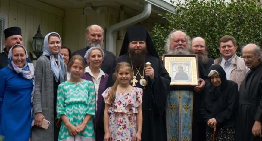 «Похвала Богородицы» — Praises of Theotokos»
