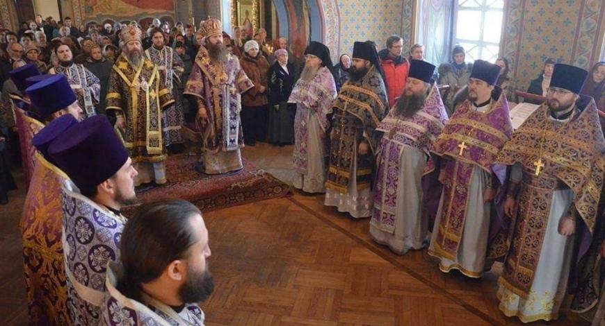 Ведь для христианина божественная литургия никогда не заканчивается. Митрополит Афанасий Лимассольский.