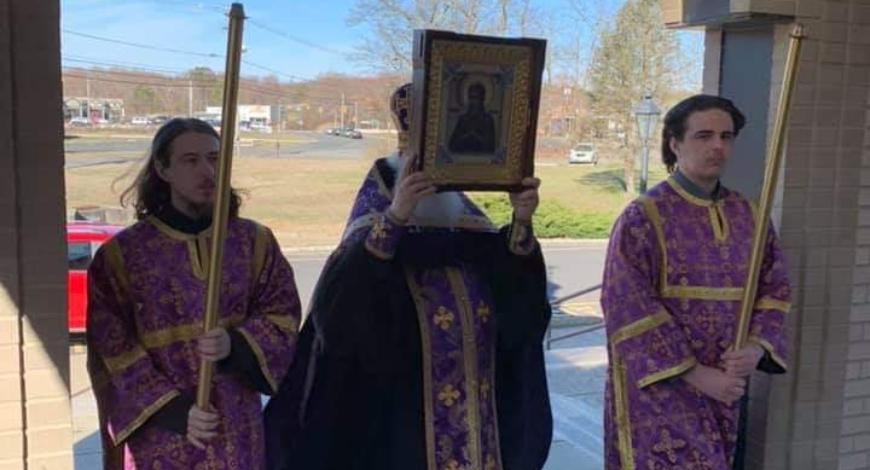 Собрание духовенства Восточно-Американской Епархии