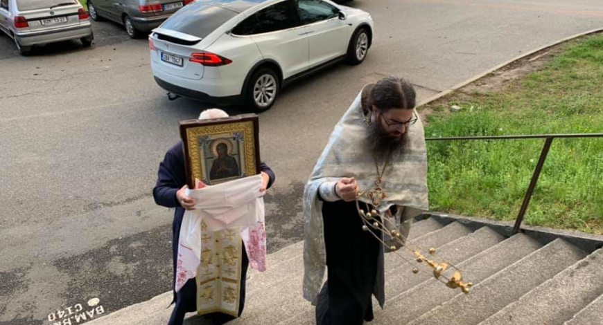 Брно, Чехия. Церковь Св. Вячеслава