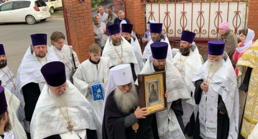 Барнаул, Покровский собор