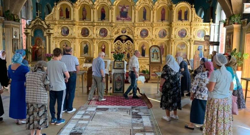 Владикавказ, Покровская церковь