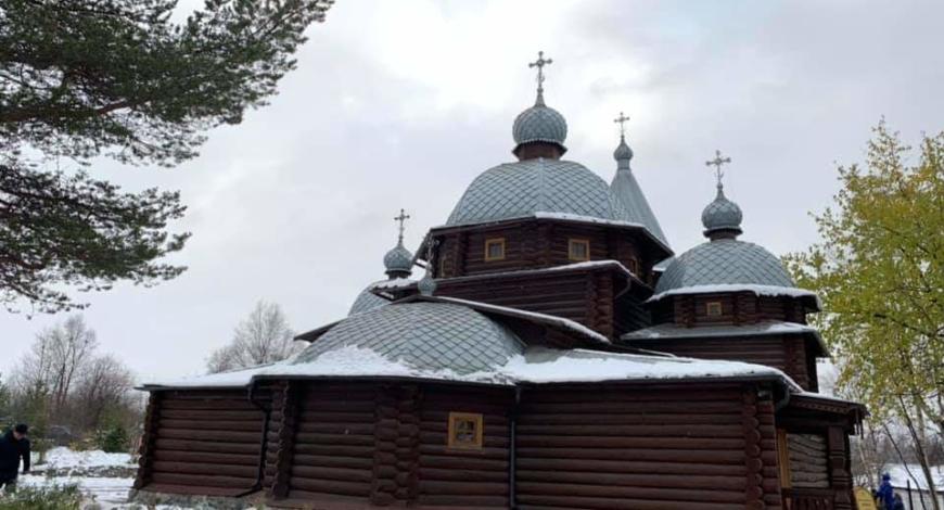 Церковь Св. Димитрия Прилуцкого