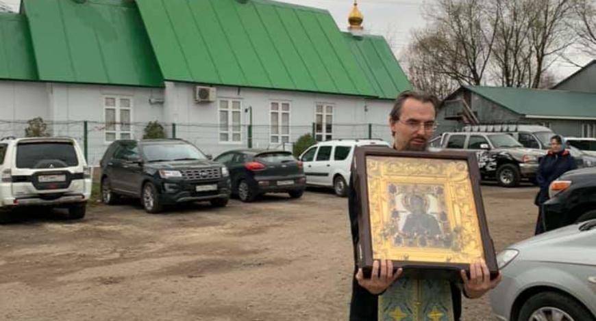 Москва, Гольяново, ц. прп. Сергия Радонежского. День второй.