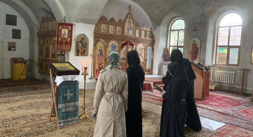 Вознесенский женский монастырь г. Козельск, Калужская область.